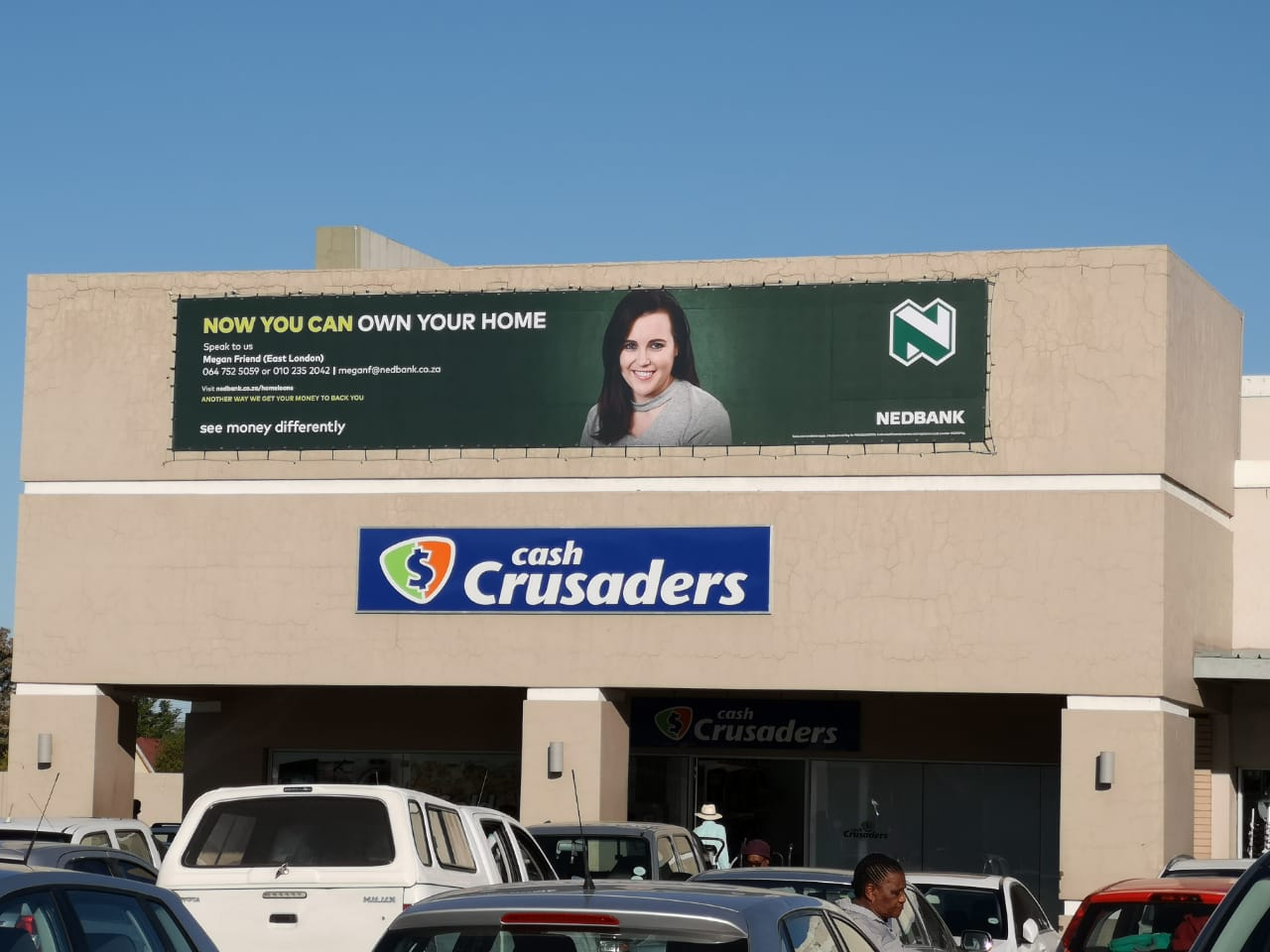Nonesi Mall Queenstown – Nedbank Campaign